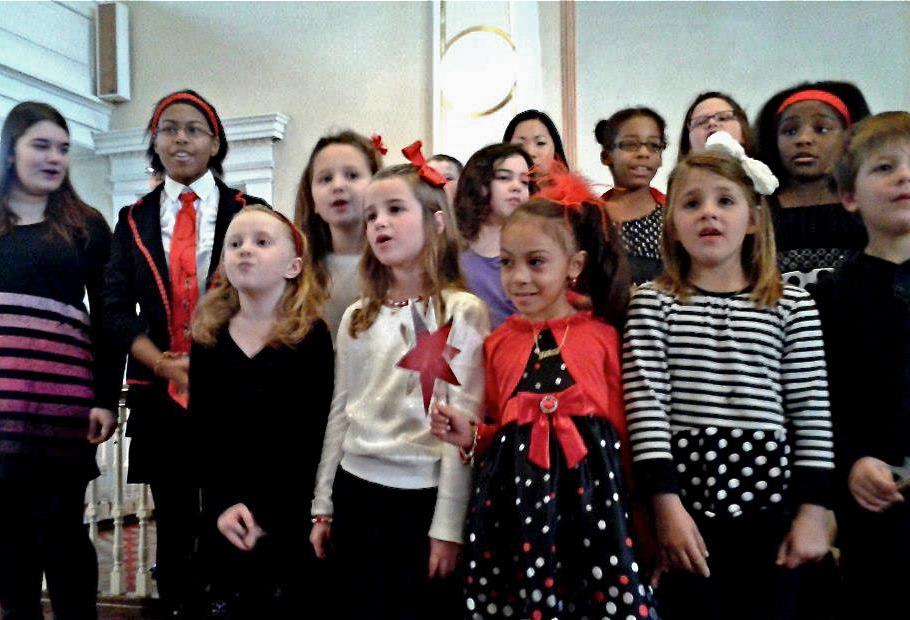 Children's Choir Reminder for Easter