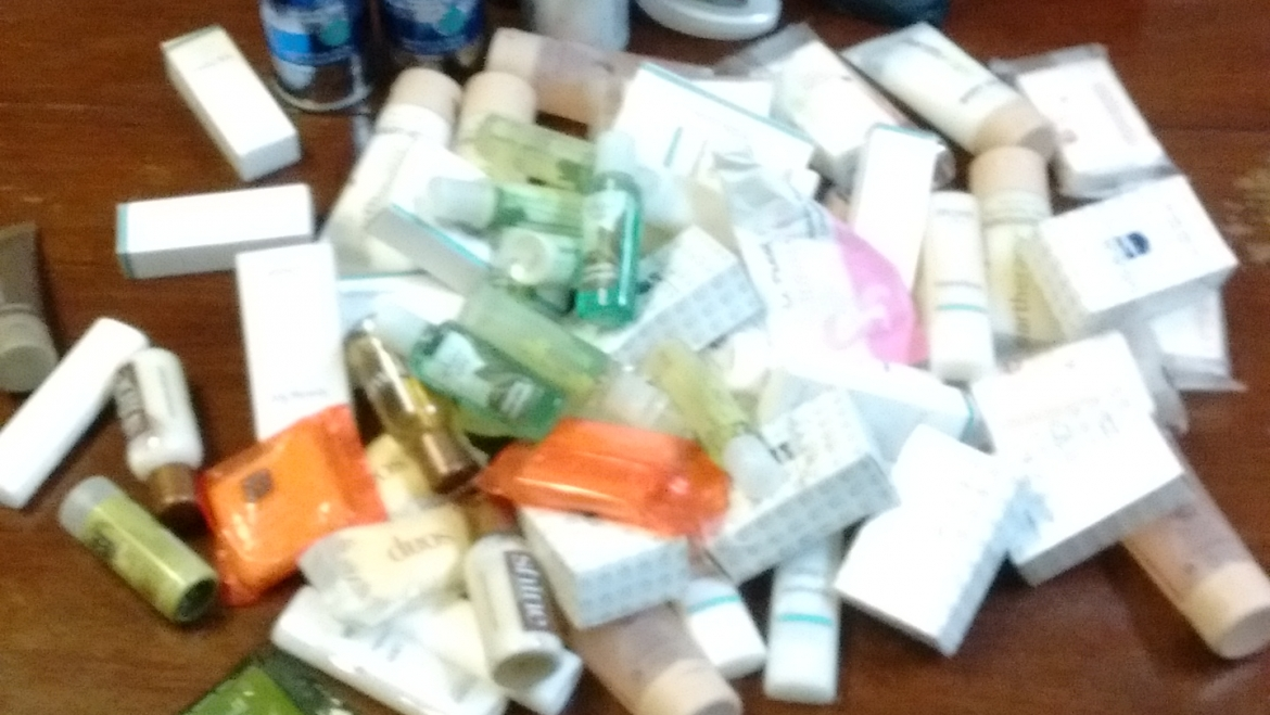 Please Help!  We're in Need of Your Toiletry Donations