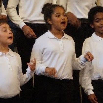 Old First Hosting New Amsterdam Boys & Girls Choir, October 19-20