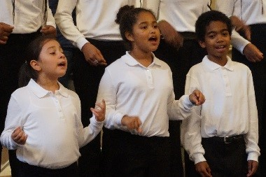 Old First Hosting New Amsterdam Boys and Girls Choir the weekend of May 6-7
