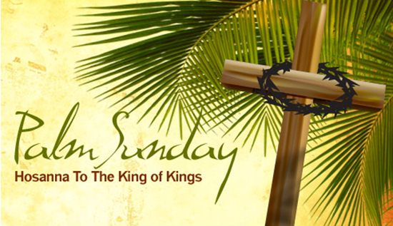 Palm or Passion Sunday?