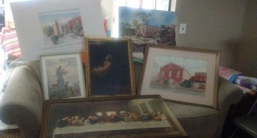 Old First Art Sale