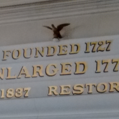 What's The Story Behind The Dove and The Eagle?