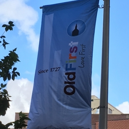 See Our Banners Flying High!