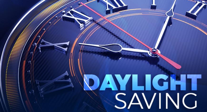 Daylight Savings, March 8
