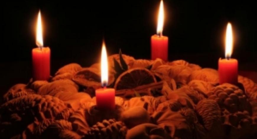 Advent Bible Study, Sunday, Dec 2 at 10am