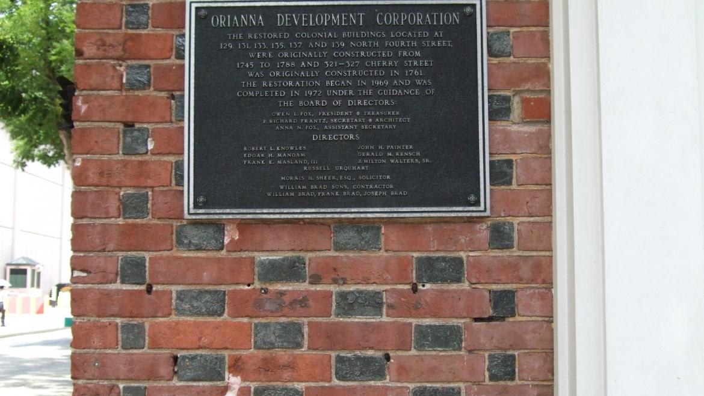 From Our Archivist – Orianna Development Corporation