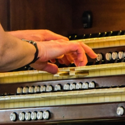 Organ Sunday, January 19