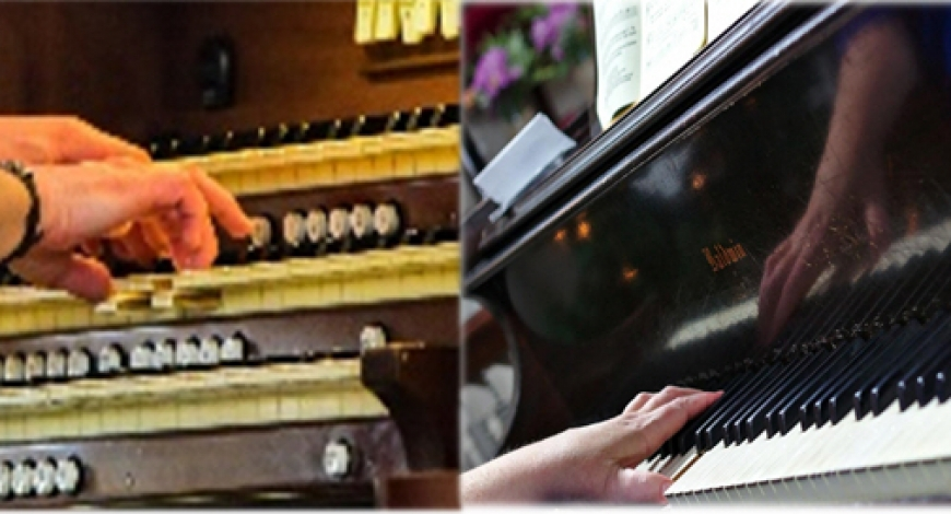 Grace Notes: Singing our Faith (a summer sermon series on hymnody and church music)