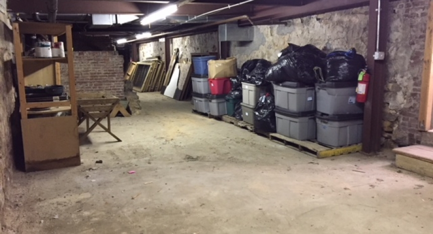 Crypt Clean Out