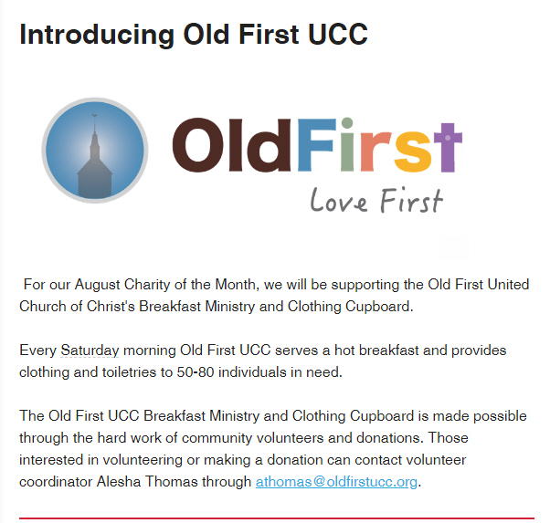 """Old First Outreach Was Highlighted in """"Snack Like a Local"""""""