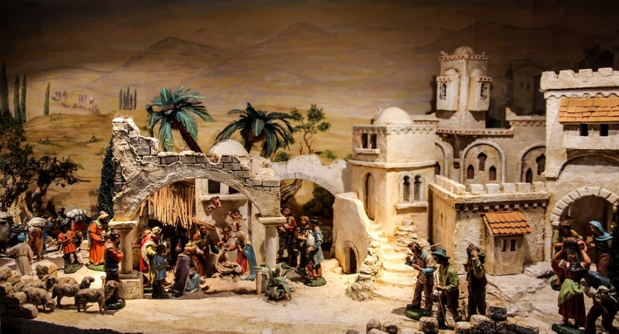 Advent Bible Study, Sunday, Dec 2, 10am