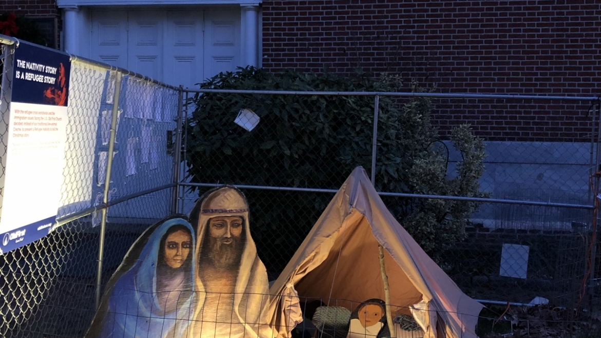 ICE Agents as Modern-Day Innkeeper (Come & See at Our 5pm Xmas Eve Service): Old First E-pistle 12.21.18