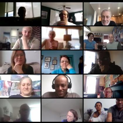 Coming Soon: Virtual Companionship Groups