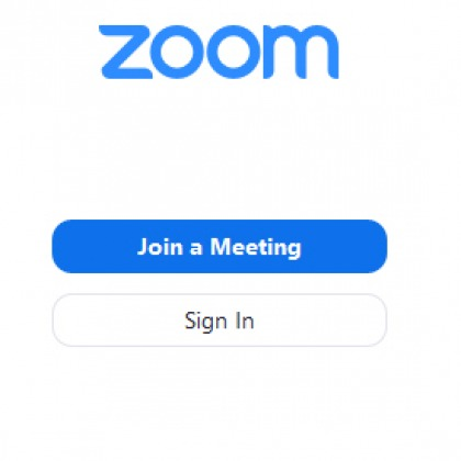 A Small Change to our Zoom Procedures