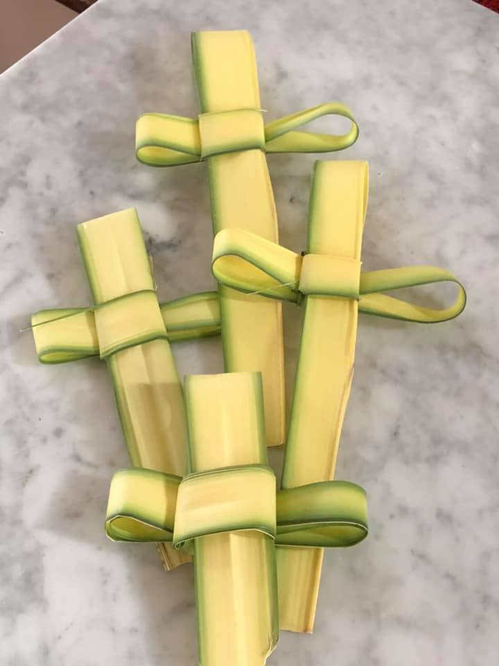 A Taste of Palm Sunday at Old First!