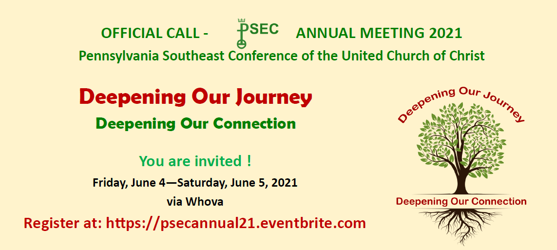 PSEC Annual Meeting, June 4-5, 2021