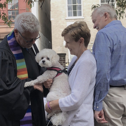Blessing of the Animals Service, Sunday, Oct 10